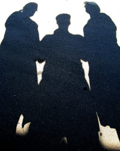 A Shadow's Friends