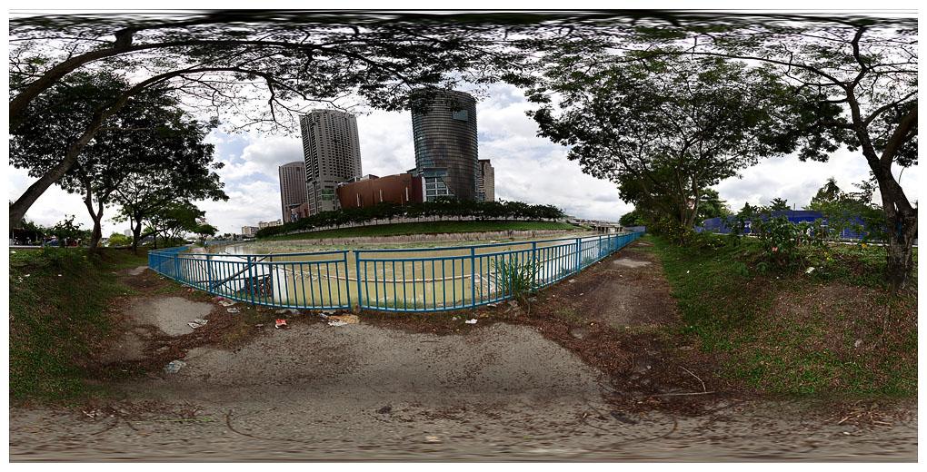 Midvalley along Klang River