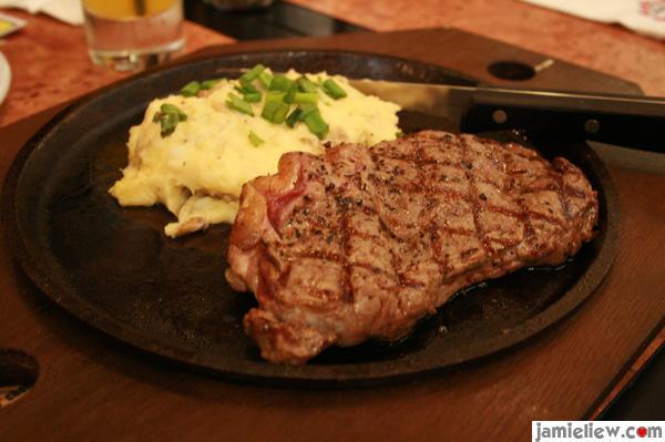 TGIF Steak