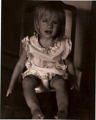 Gemma in Rocking Chair (Gemma E. Petrie) Tags: momanddad cereal oldfamilyphotos grandpaschwabsphotographs