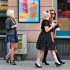 Wait for me...! (nikkorglass) Tags: girls nice nikon soft cosplay sweet sweden stockholm smoking nikkor 70200 d300
