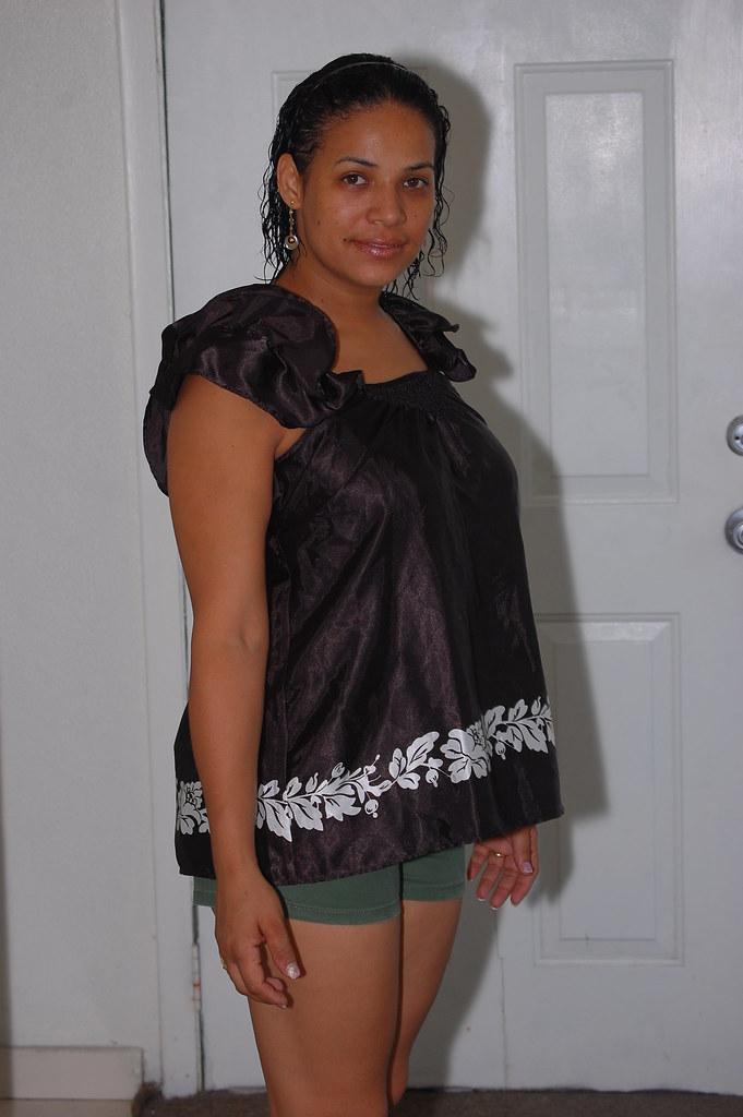 Latina milf wife