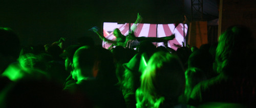 electric picnic: dan deacon