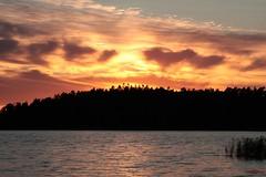 (RR R&R) Tags: sunset beach water strand fire evening moody dramatic vatten solnedgång eld kväll 40d summer2008 sommaren2008 dramatiskt stämningfullt