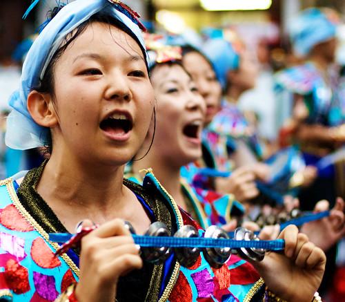 Asakusa Samba Festival 12