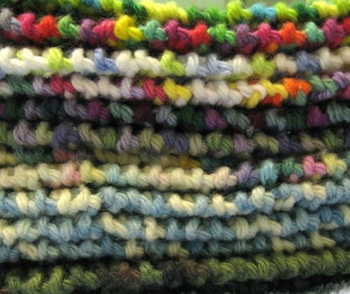 A Yarn Rainbow
