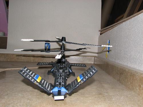 Ka-65 Back