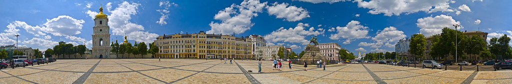 Sofijskaya Square