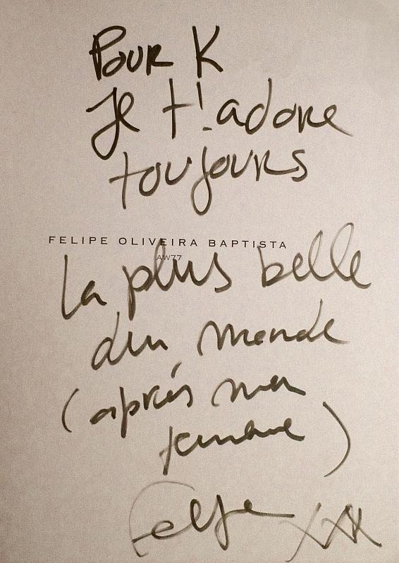 FOB autograph