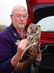 Owl Man (Nighthawk6359) Tags: owl dereliction longeared hartlepool