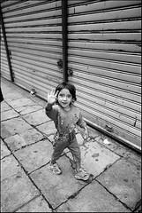 bye (Mario M.) Tags: street portrait people kid bye streetpeople gipsy bnvitadistrada fav2012