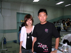 Me with Mun Yee