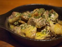鶏のからしマヨネーズ焼き