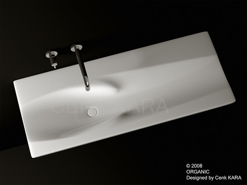 Organic - Sink Design