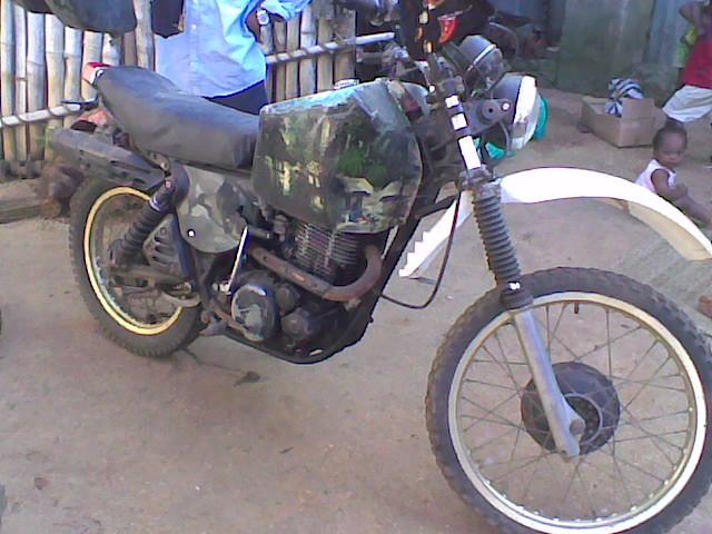 Xt500+motard