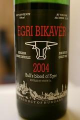 2004 Vitavin Egri Bikavér