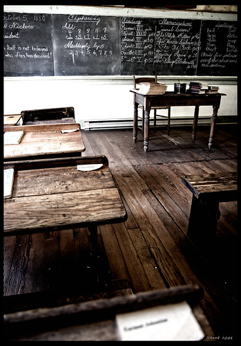 School Room by Rob Shenk