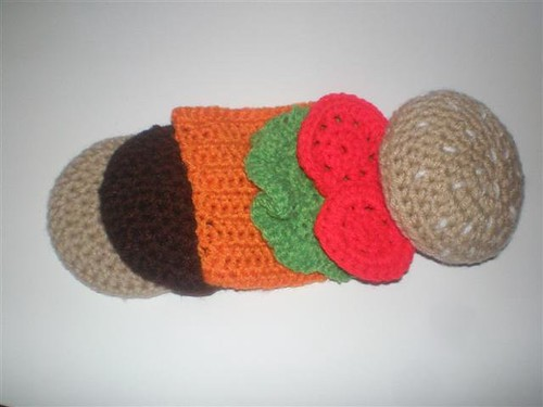 Crochet Pattern Central Free Food ~ Traitoro for .