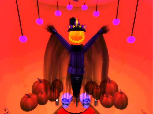 In The Hall of the Pumpkin King - 2