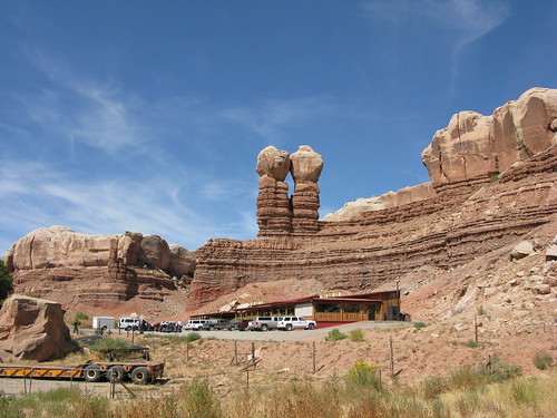 Navajo Twin Rocks (C)