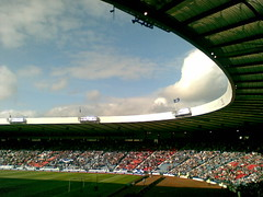 Hampden Park, Scotland v Norway