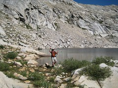 MonarchLake-4.JPG (Mineral King, California, United States) Photo