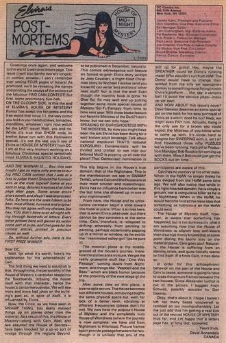 Elvira's Post-Mortems page 1