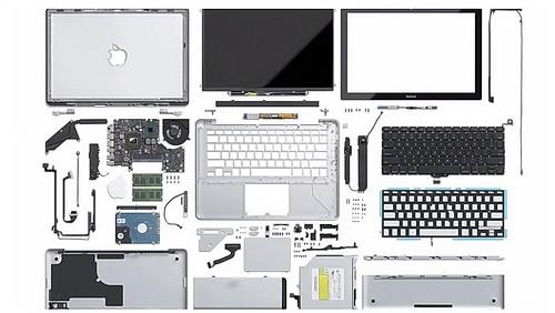 New MacBook Components