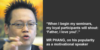 James Phang  (picture via Asiaone)