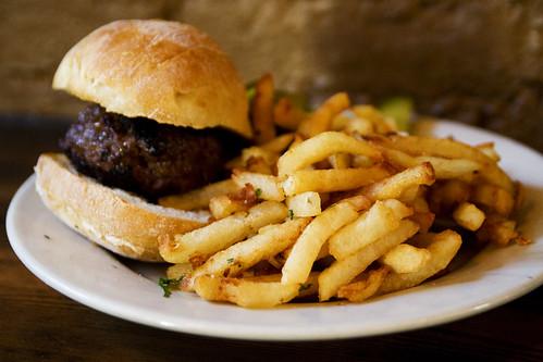 dumont mini burger