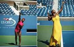 Venus Serena Williams November Harper Bazaar Magazine ...