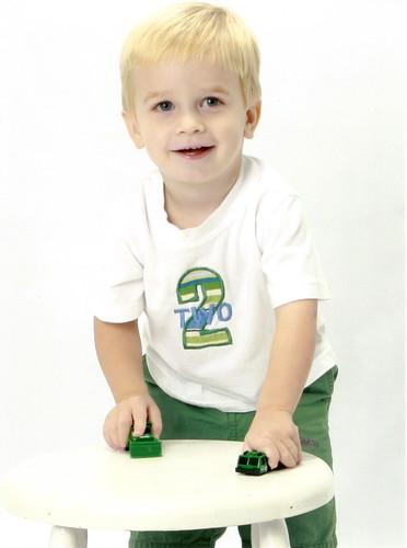 Age 2 - Trucks
