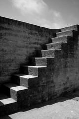 Rise (sigma.) Tags: sanfrancisco california concrete steps bunker