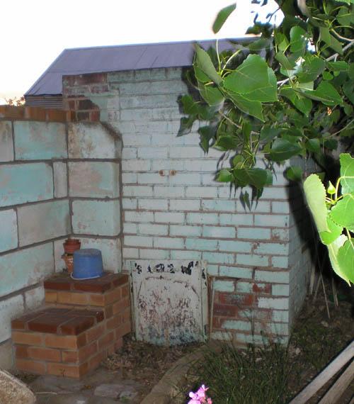 Teds compost bin