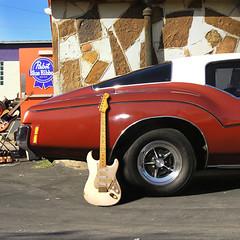 Ginny's Little Longhorn Saloon (Jeff Burger) Tags: speed austin texas oldschool fender wicked sxsw hotwheels hotrod greasers saloon olympusc5060 lonestar classiccars stratocaster pabstblueribbon kool vintagecars dalewatson thestranger telecaster ratrod honkytonk countrywestern keepaustinweird 78756 carshows gassers republicoftexas customise streetrods chickenshitbingo gearheads schmap livemusiccapitaloftheworld jeffburger jbstudio 1972buickriviera ginnyslittlelonghornsaloon thelonestarbros