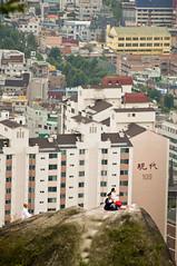 2008_10_04_korea_294 (Norberto Cuenca) Tags: travel photography october cityscape foto south hill prayer korea viajes seoul sur southkorea 2008  008 cuenca seul  shamanist  corea inwangsan norberto       wwnorbertocuencacom