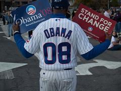 Ronnie Woo Woo Obama Rally