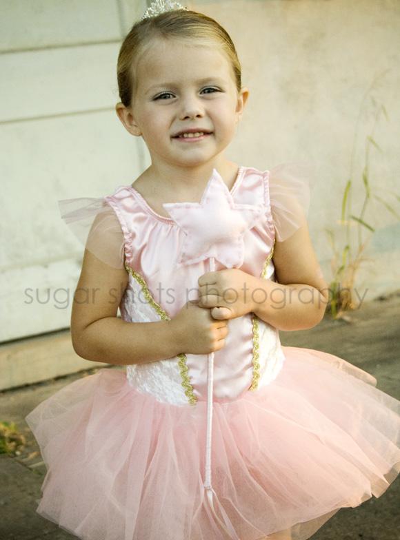 ballerina fairy.