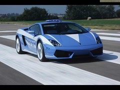 Lamborghini Gallardo LP560-4 Polizia 2009 (Syed Zaeem) Tags: wallpaper cars car wallpapers lamborghini 2009 gallardo polizia lp5604 getcarwallpapers