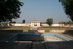 Front of the fort