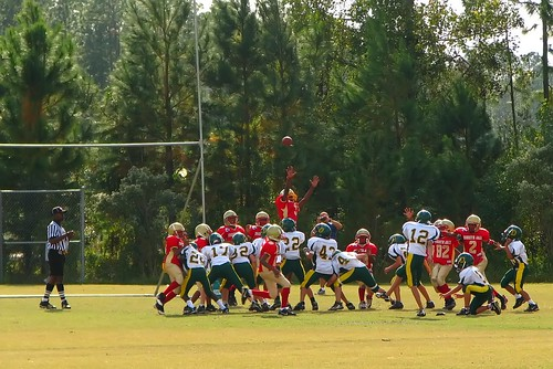 MIddle Son Field Goal