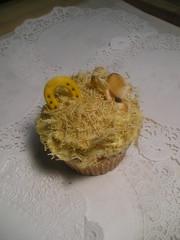 hay cupcakes
