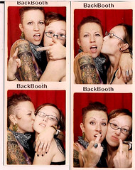 shots, sharpies & photobooths : 2 (STRAYcreative) Tags: drunk orlando downtown photobooth bff backbooth jessanderson jesswynn