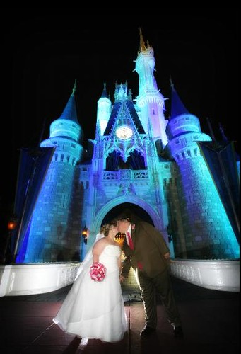 The Disney Photographer Picked Us Up At Our Hotel 445am YES AM And We Got To Magic Kingdom Around 5am Were Only People In Park