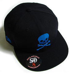 pirates auqa fitted