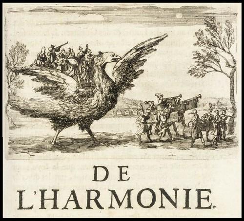 Claude-François Menestrier - 'Traité des tournois..' 1669 (detail)