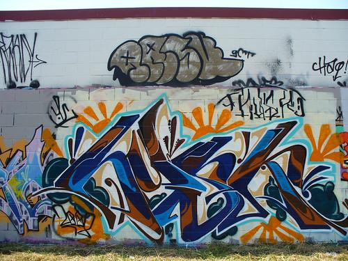 Dise�o de bocetos y graffitis