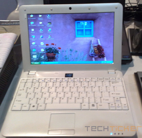 HIS Netbook @ techtickerblog.com