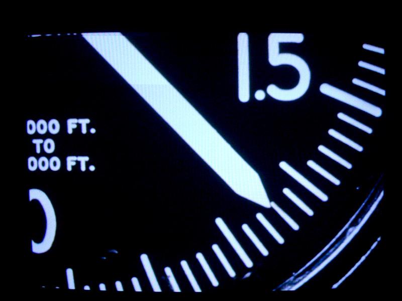 Screen Depth Meter