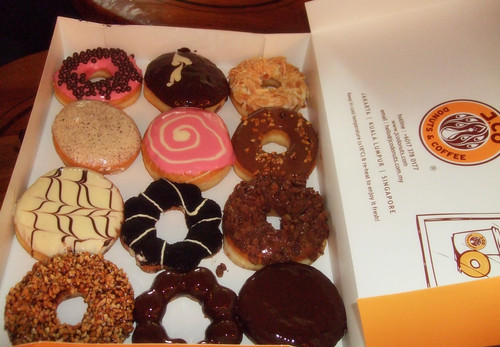 j co donuts